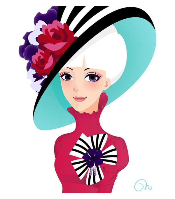 My Fair Lady by Helen Huang