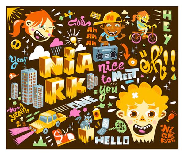 Nice to meet you! by Niark