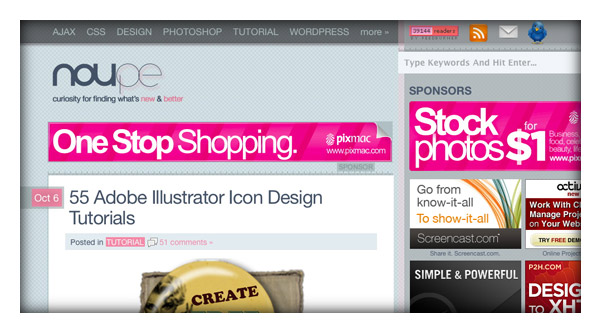 55 Adobe Illustrator Icon Design Tutorials