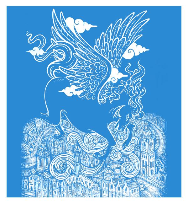 The Last Day of Pegasus by Enkel Dika