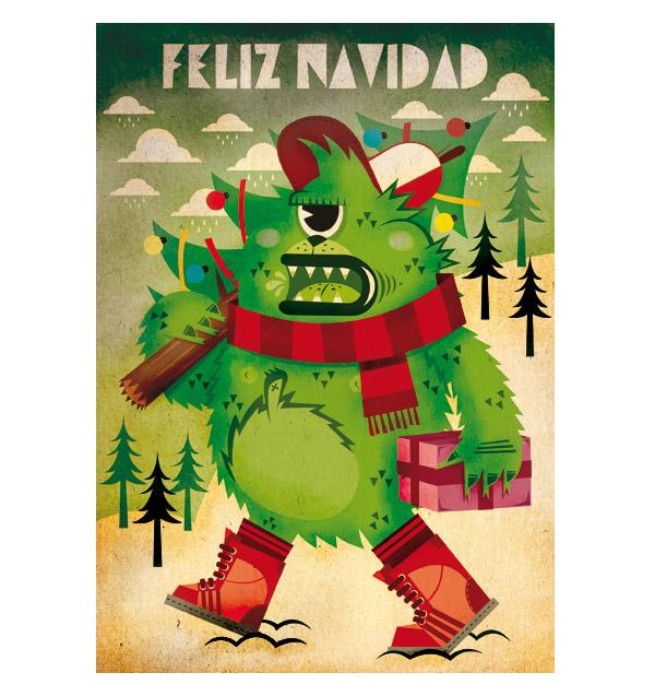Feliz Navidad 2009 by Daniel Tur