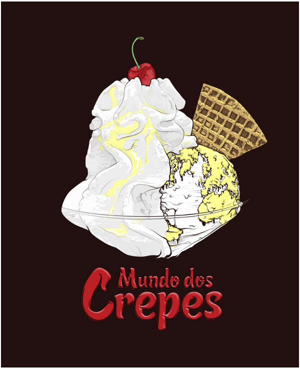 Mundo dos Crepes by Marcelo Oliveira