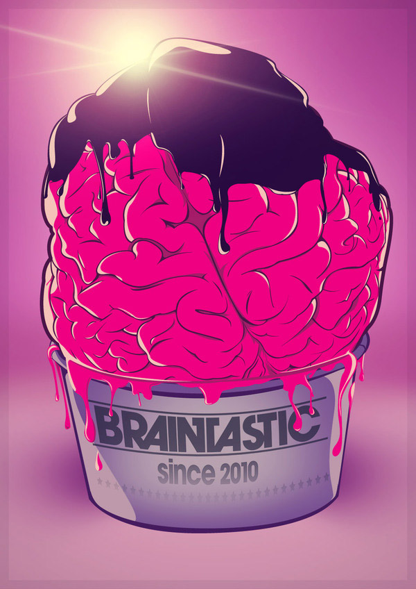 Braintastic by Robert de Jong