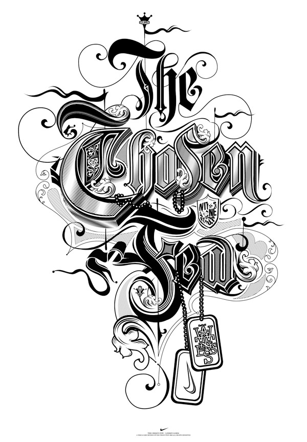 The Chosen Few by Like Minded Studio