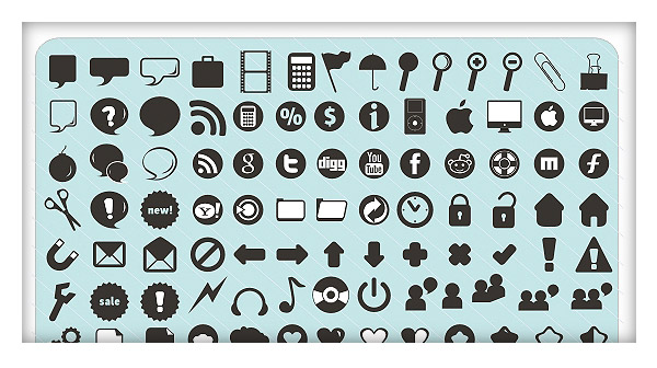 120 free new icons