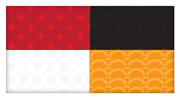 Free Vectors - Geometric Patterns
