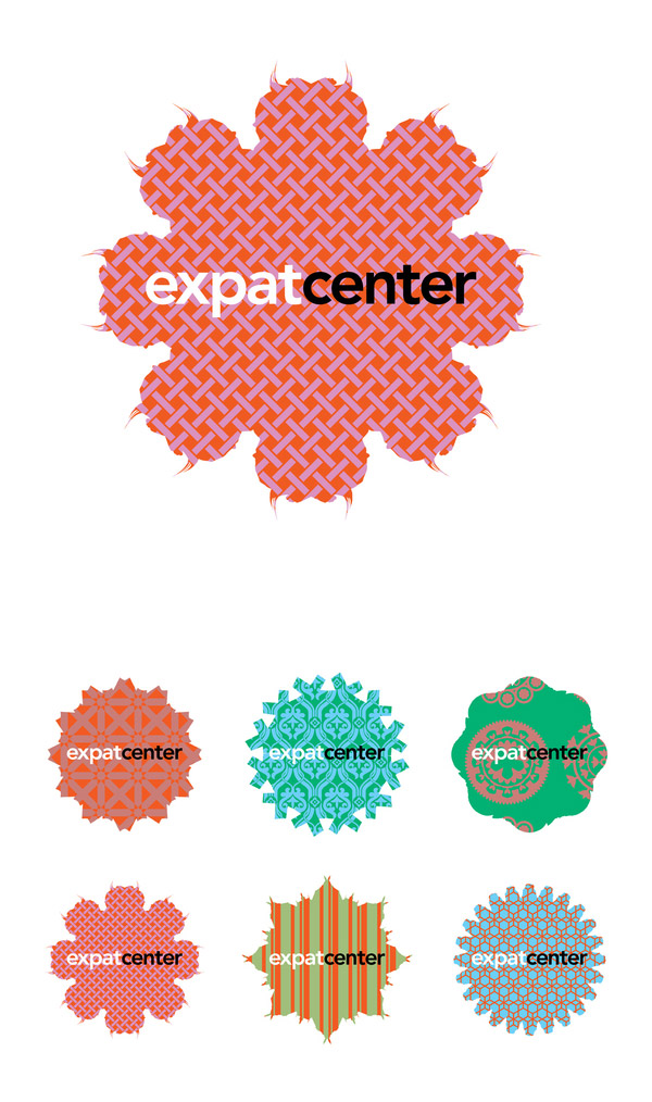 Expatcenter Corporate Identity by SILO