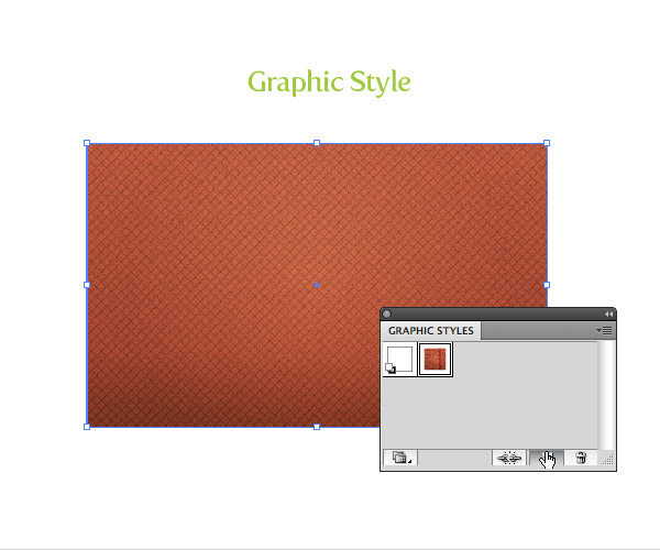 Creating a Graphic Style