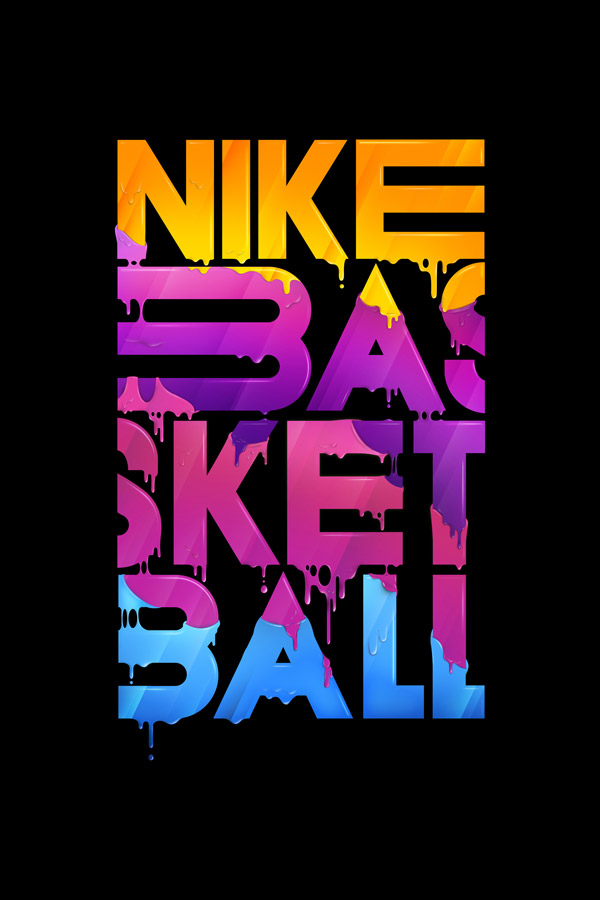 NIKE BASKETBALL by Nicolas Girard