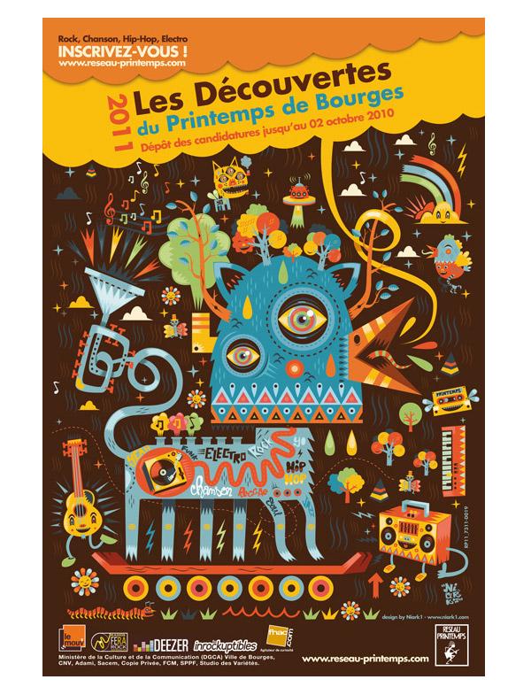 Les Découvertes du Printemps de Bourges 2011 by Seb NIARK1 FERAUT