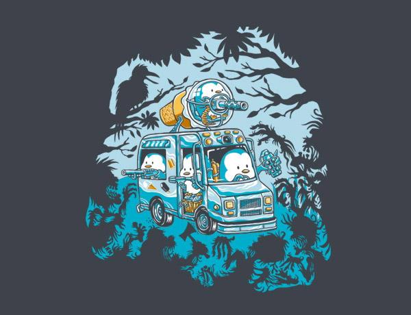 They All Scream for Ice Cream by Keith Kuniyuki