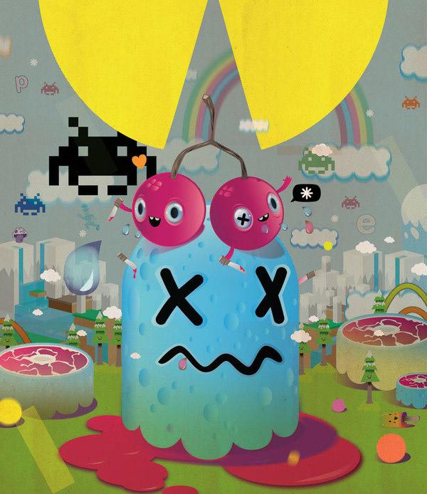 video game panic by jonathan ball