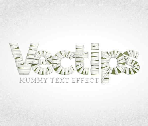 mummy text vector