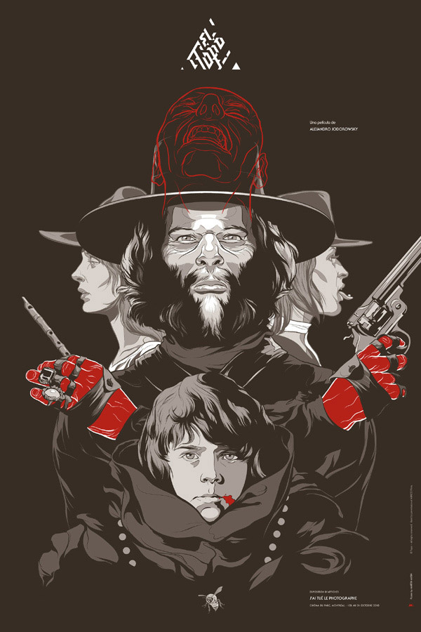 El Topo by Martin Ansin