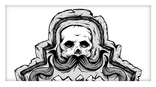 Draw a Creepy Tombstone Using Adobe Illustrator
