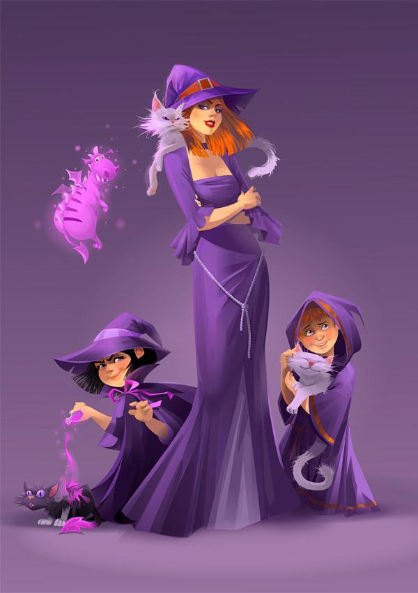 Halloween theme by Zzanthia