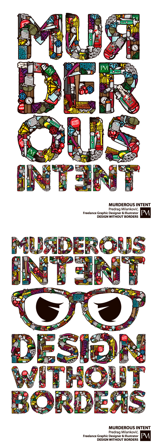 Murderous Intent by Predrag Milankovic