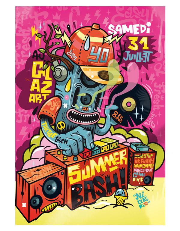 Summer Bash by NIARK1 FERAUT