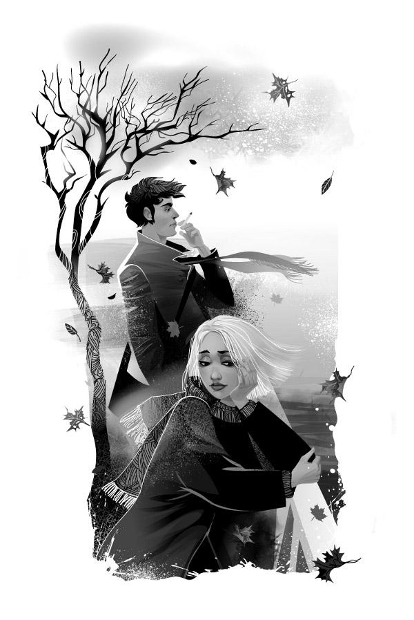 Autumn stories II by Zzanthia