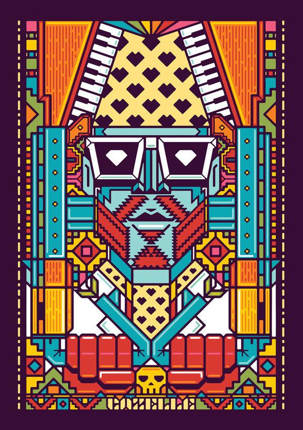 Gazelle Poster by Kronk
