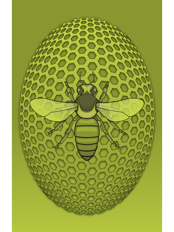 Hive Orb Green Submitted by Mark Leichliter