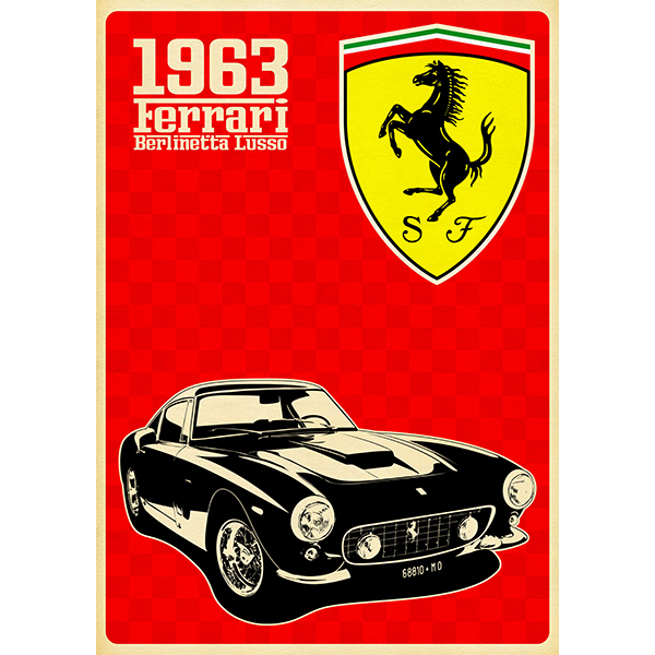 Ferrari 250 GT Berlinetta Lusso Submitted by D.