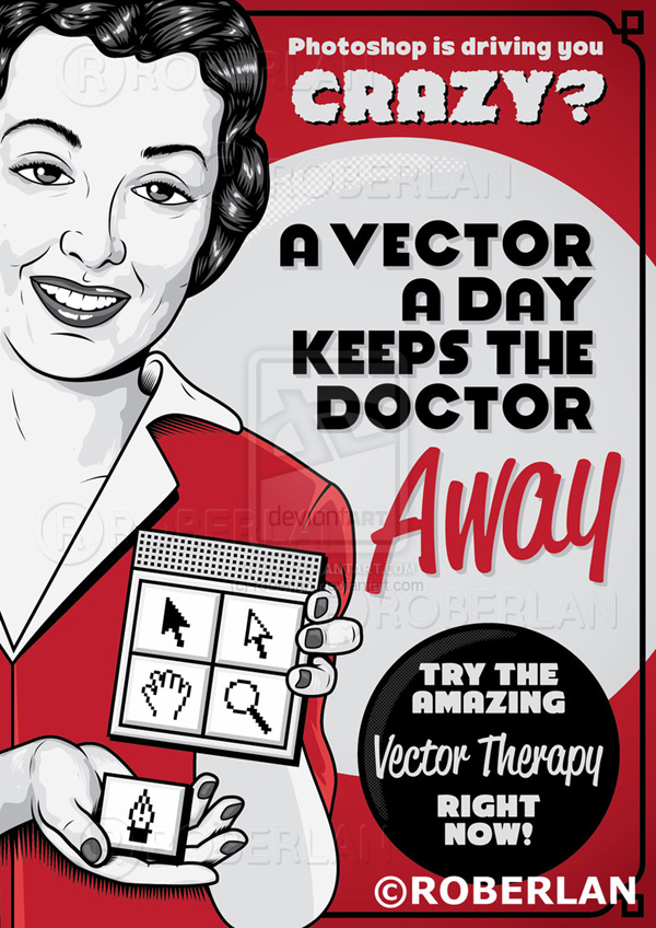 Vector Therapy Submitted by Roberlan Borges