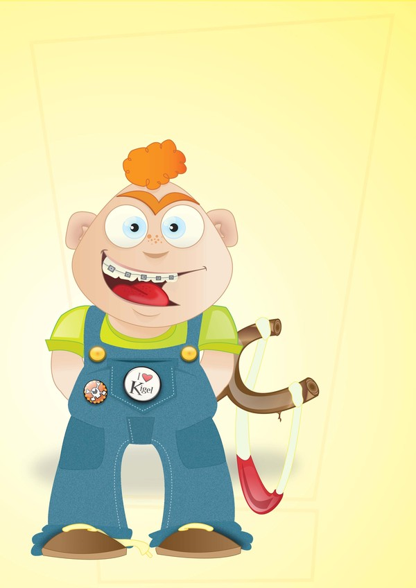kids illustration Submitted by Elad Halevy