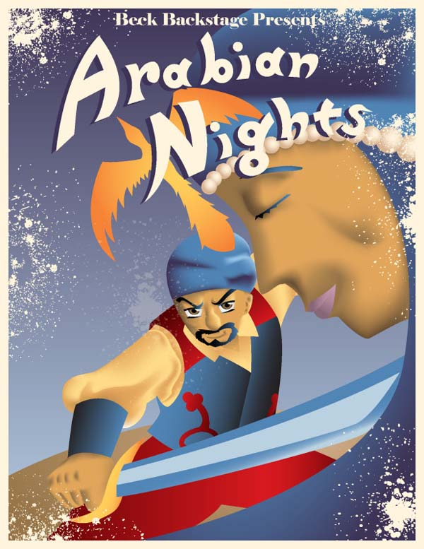 Arabian Nights Submitted by Thomas Rice