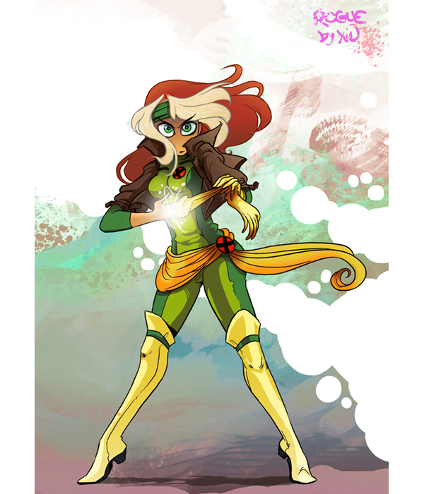 RoguE by xiusha Submitted by sinsdesign