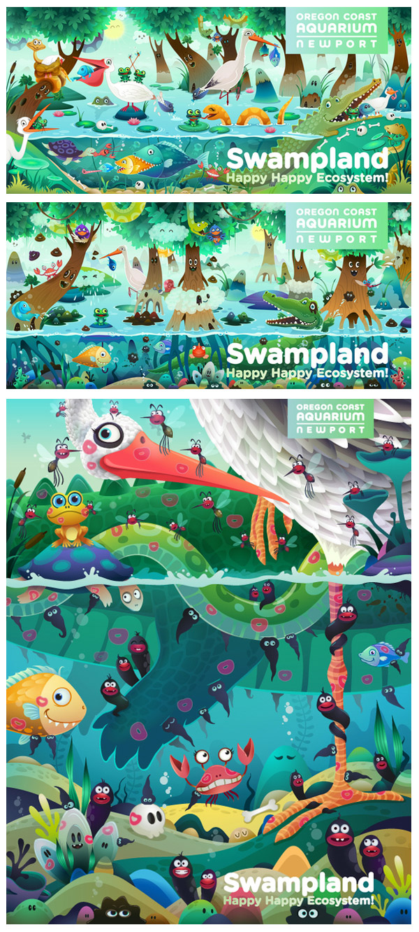 Swampland by zutto