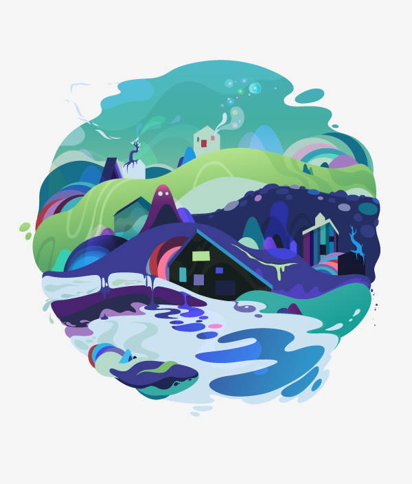 soap bubble by zutto