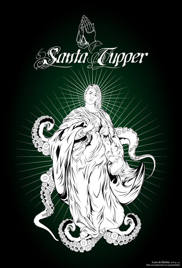Santa Tupper by Dr. Zamenhof