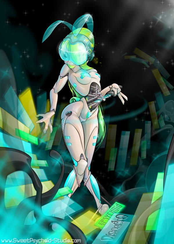 SuperNova by dismecha