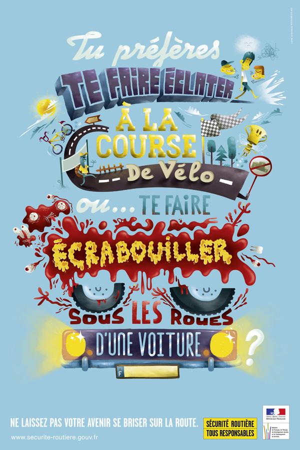 Sécurité Routière by Benoît Barennes