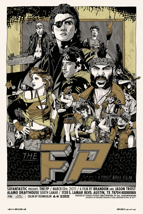 THE FP by Tom Whalen