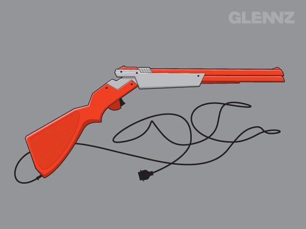 Shotgun by Glennz Tees