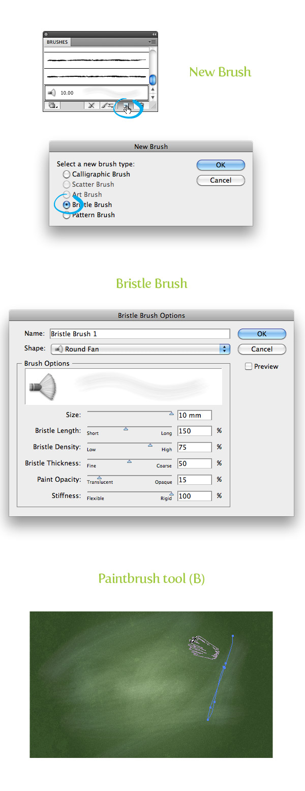 paintbrush tool