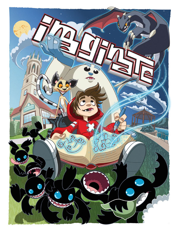 Imaginate Poster 1 by relic444