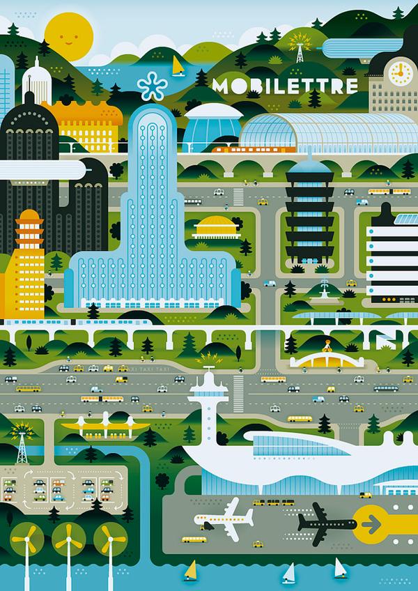 Green City by khuan-ktron