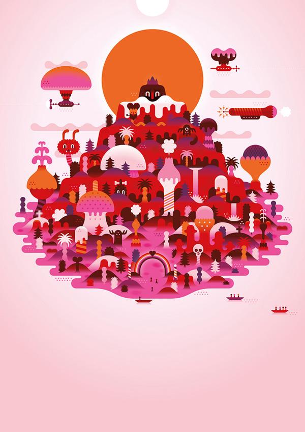 Mysteryland 2011 by khuan-ktron