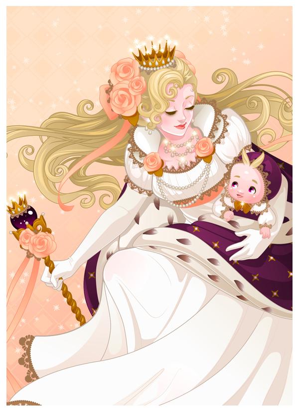 Arcana Break: The Empress by pepper-tea