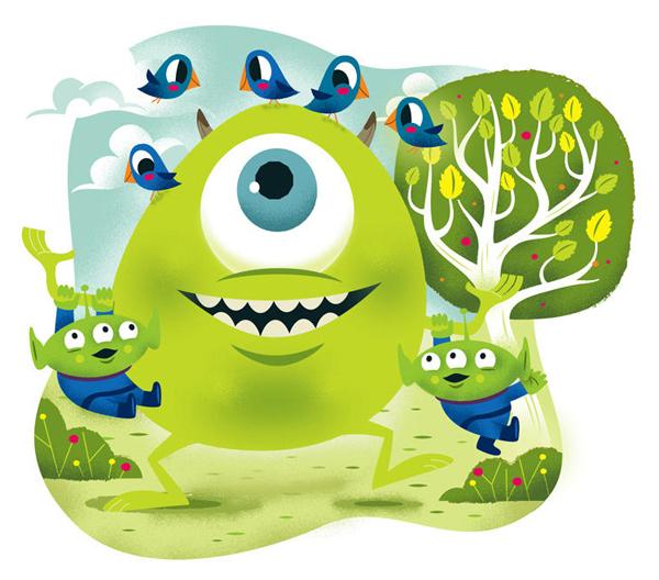 pixartimes blog by Lindedesign
