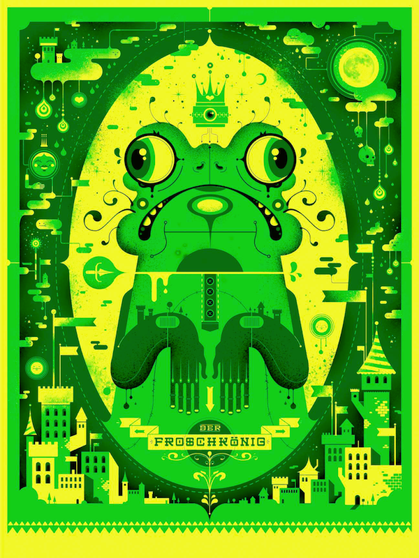 The Frog Prince by Graham Erwin