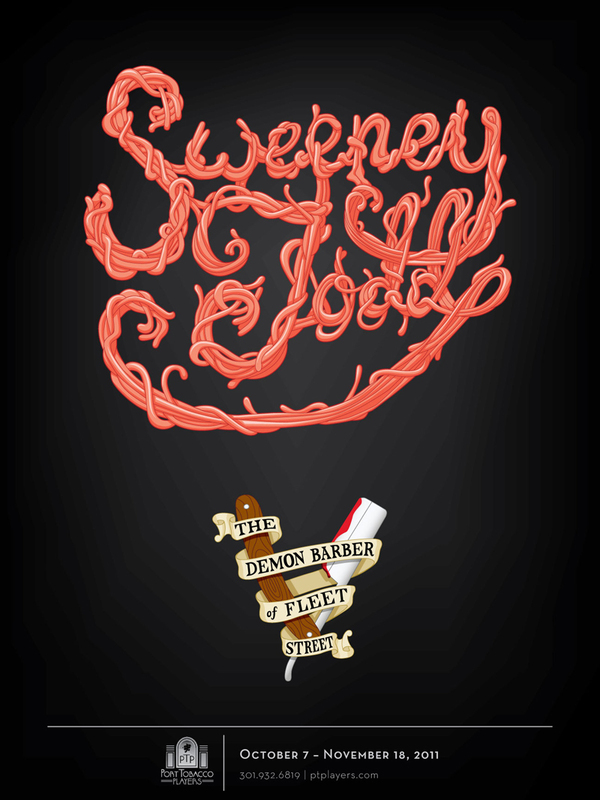 Sweeney Todd by Greg Eckler
