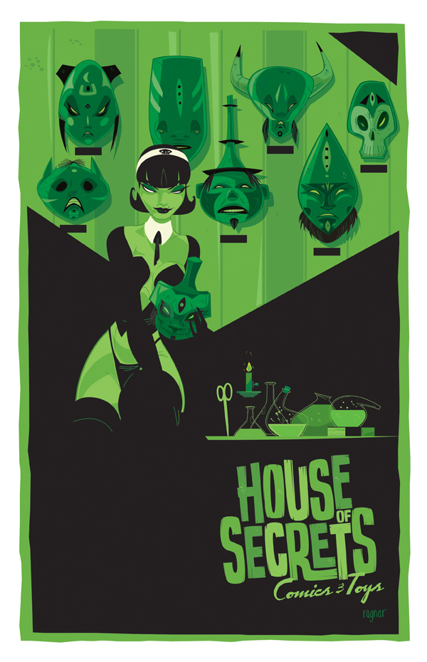 House Of Secrets by BrandonRagnar