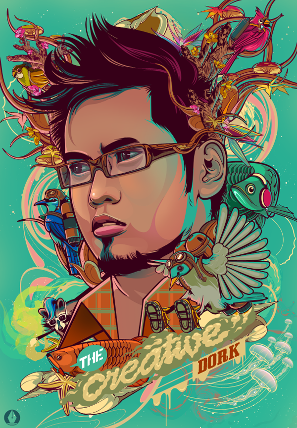 The Creative Dork by Aseo