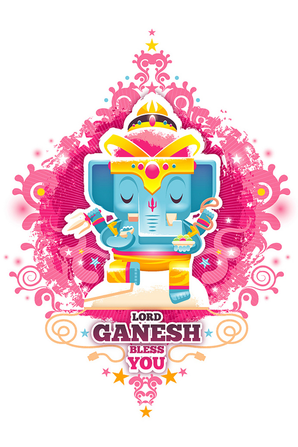 Lord Ganesh Bless You by GuGGGar