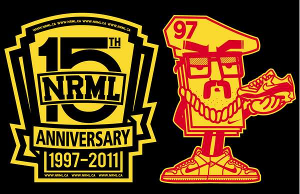 NRML x NIKE 15TH anniversary by 123KLAN