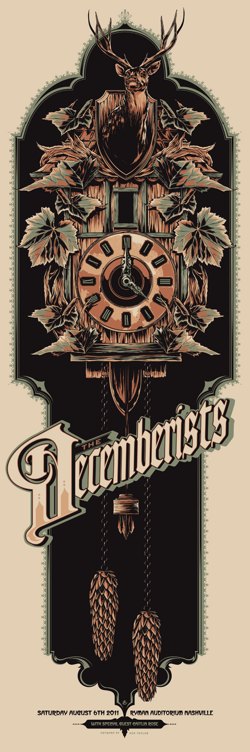 The Decemberists by Ken Taylor